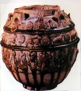 安徽省博物馆珍藏的古代陶器