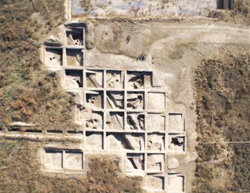 2017年度全国十大考古新发现初评揭晓 陕西3项目入围