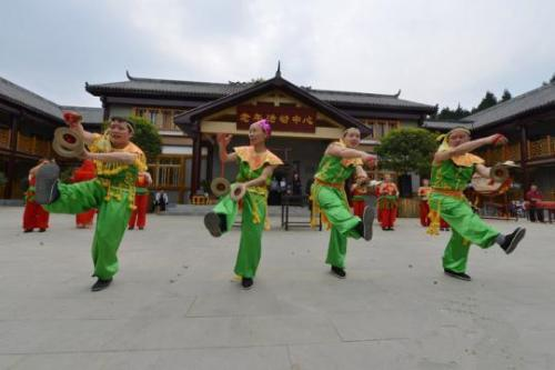 巴中市非物质文化遗产保护传承纪实