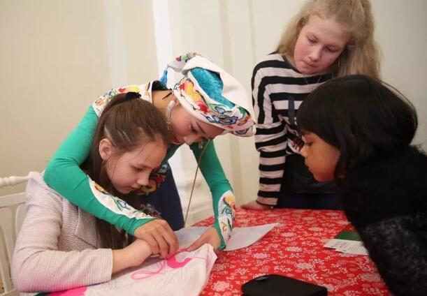 汶川非物质文化遗产走出国门 参加俄罗斯春节活动