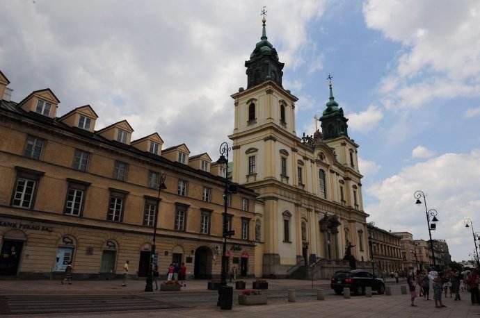 重建的华沙老城何以破例列入世界文化遗产