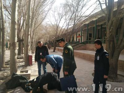 喀什开展古建筑、古文物消防安全专项检查