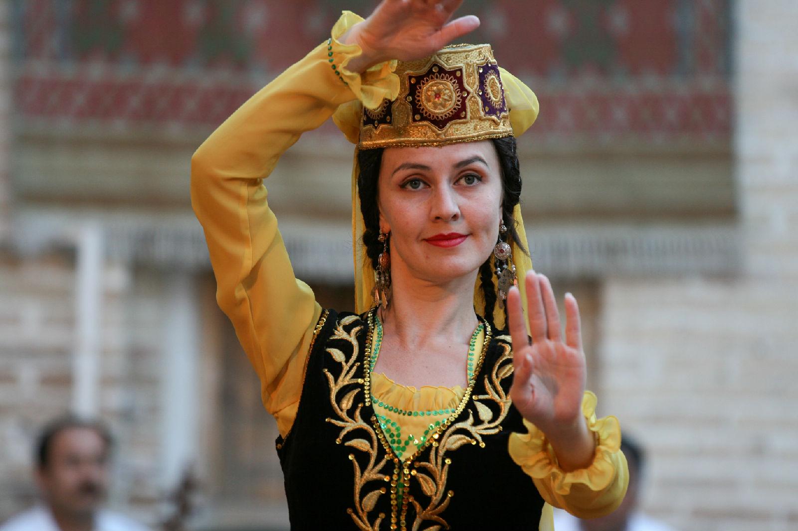 乌孜别克族的民族风俗