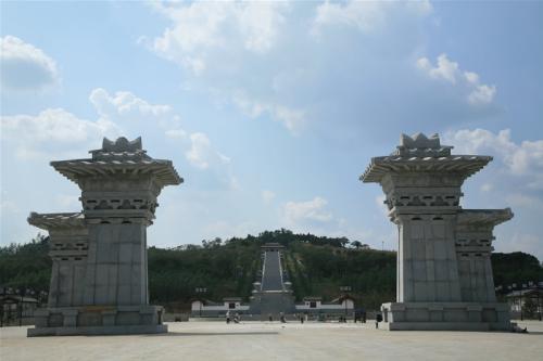 [永城]市芒砀山文物旅游区开展丰富多彩民俗文化游