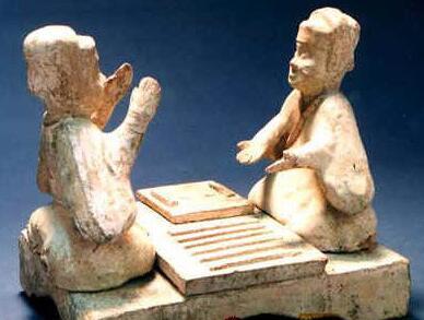 从席地而坐到桌椅流行 漫谈古代坐具演变