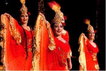 新疆乌孜别克族的婚俗
