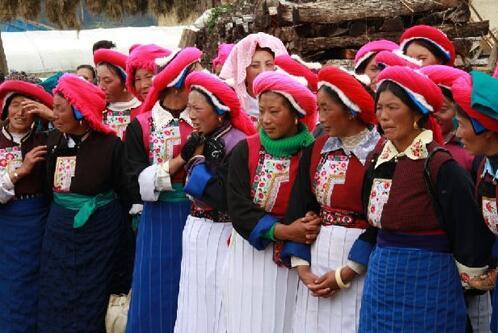 西藏门巴族的民俗礼仪