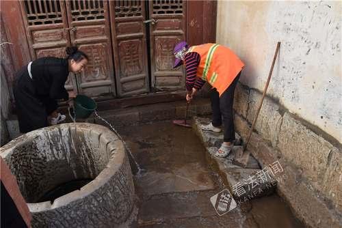 云南建水古井文物垃圾问题后续:已完成环境整治