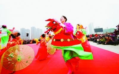 """滁州市启动""""非物质文化遗产月""""活动"""