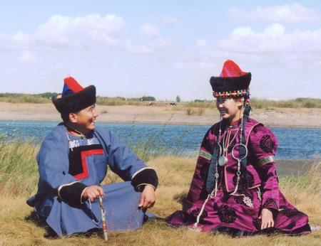 鄂温克族的民族风俗