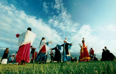 哈萨克族的民族风俗