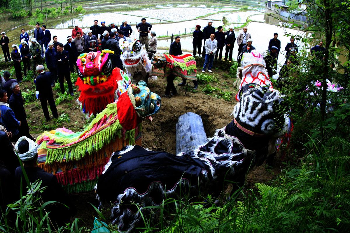 土族的民族风俗