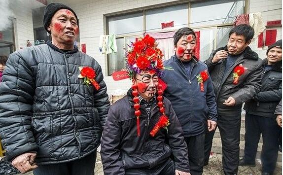 看看河北省的结婚婚俗
