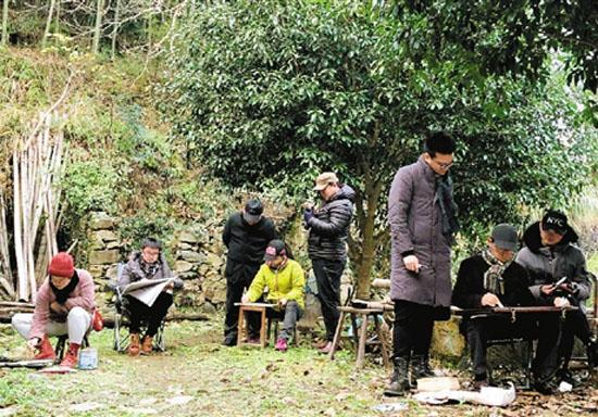 三门岩下村——保护利用传统民居古村拂去岁月尘埃