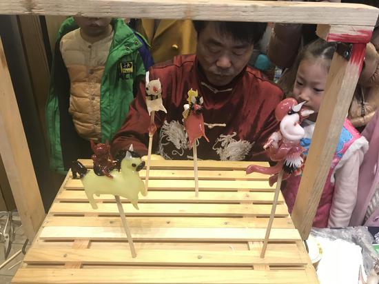 非物质文化遗产民俗项目周日亮相安徽图书城