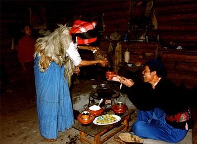 普米族的诞生礼仪