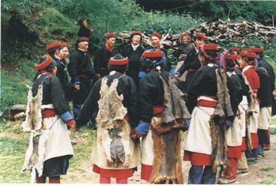 门巴族崇的礼仪之祭祀习俗和仪式