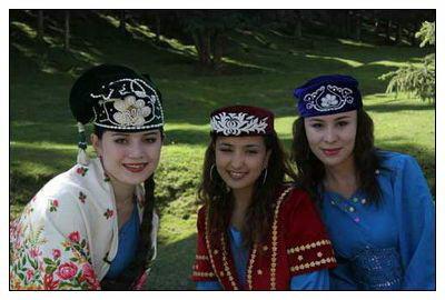 塔塔尔族礼仪文化