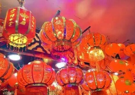 春节习俗概述之一
