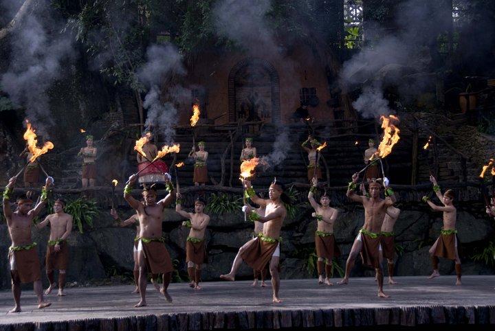 黎族与火--钻木取火的古老习俗