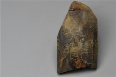 四川出土年代最早记录乡一级基层聚落陶片