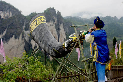 仡佬族礼仪文化——诞生礼