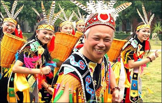 高山族礼仪文化