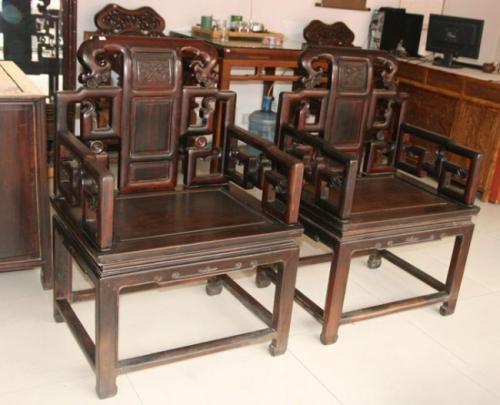 中国古典红木家具之魅:由来已久 世界闻名