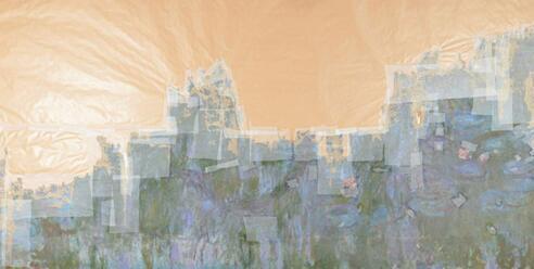 遗失的艺术大师莫奈珍贵油画终于回归日本