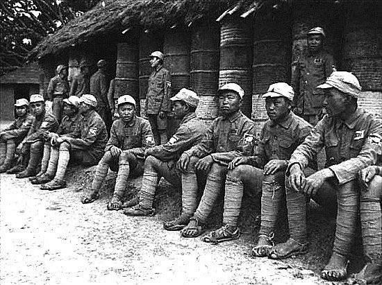 中国远征军赴缅作战始末