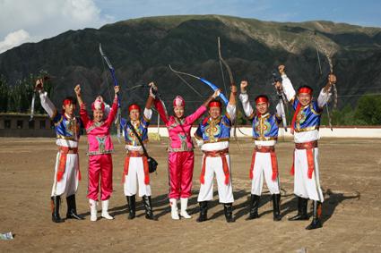 锡伯族礼仪文化