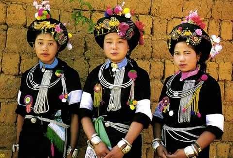阿昌族礼仪文化