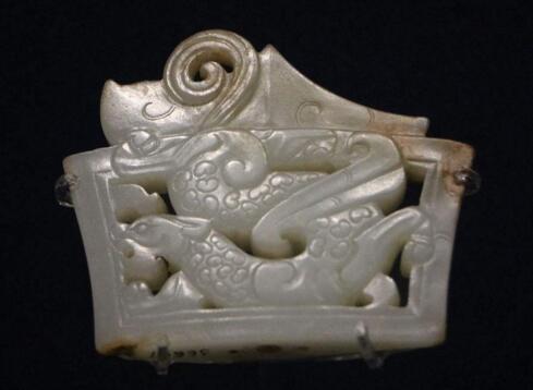 中国古代的玉器收藏