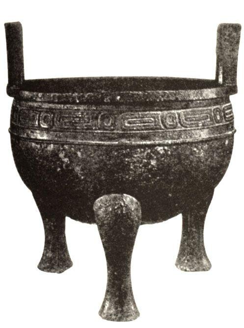 毛公鼎—最长的一篇青铜史料