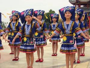 壮族礼仪文化