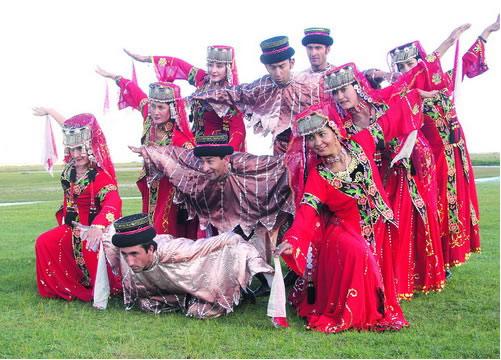 塔吉克族礼仪文化