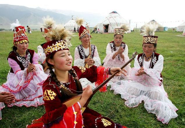 哈萨克族礼仪文化