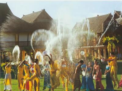 傣族礼仪文化