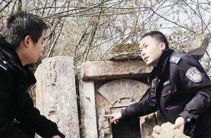 陕西富平警方持续追击 破获古墓葬被盗案