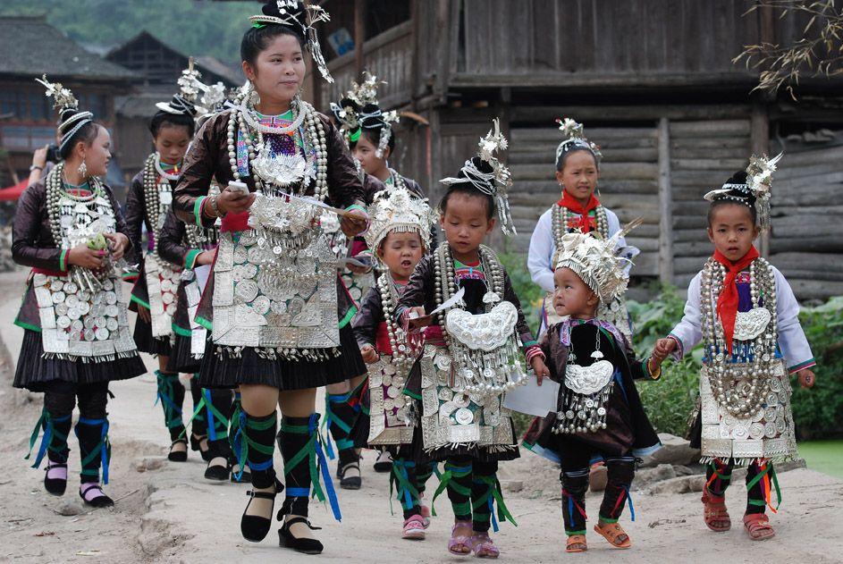 侗族礼仪文化