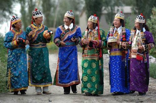 蒙古族的赶二十五