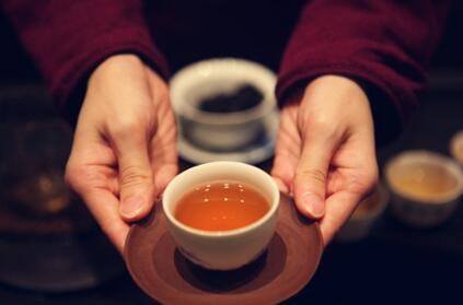 中华礼仪之奉茶之道