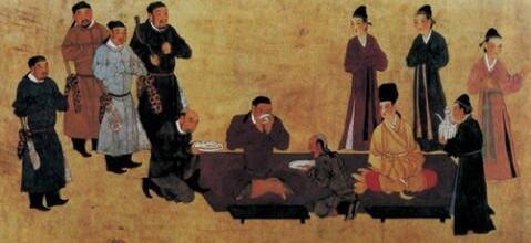 中华民族礼仪之柴册仪