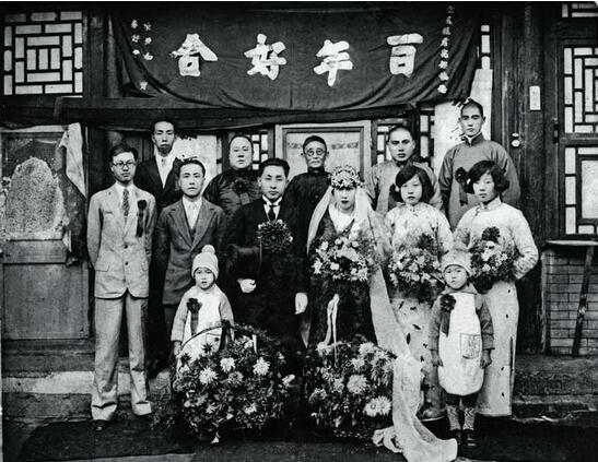 探秘旧上海的婚嫁习俗