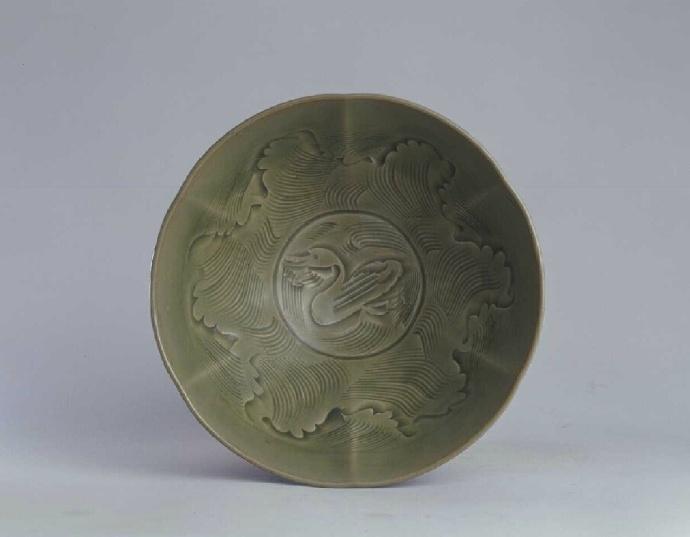 故宫博物院宋代耀州窑瓷器