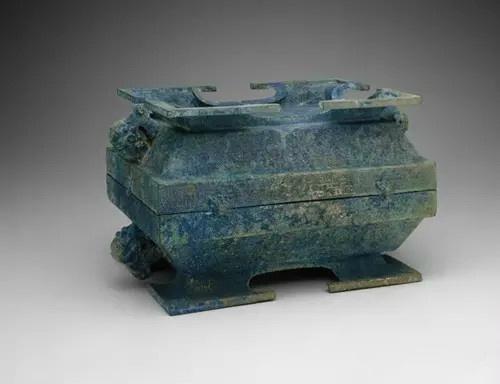 芝加哥艺术利来国际娱乐馆藏中国古代青铜器