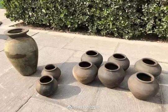 """新郑出土珍贵文物 两千年前""""昭明镜""""研究价值高"""