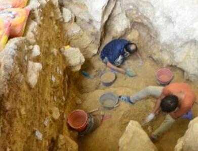广西隆安发现旧石器时代墓葬