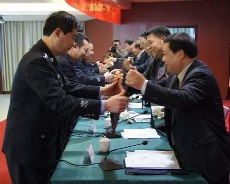 """陕西省部署打击文物犯罪""""鹞鹰""""专项行动"""