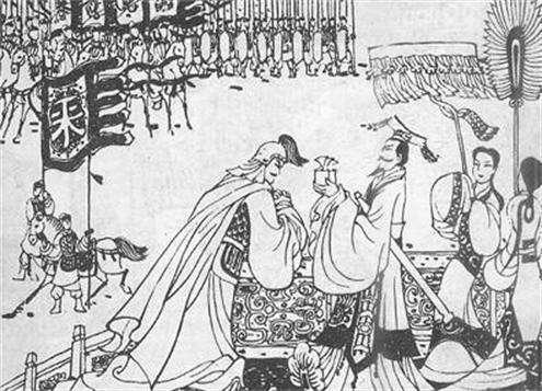"""刘秀的""""云台二十八将"""",邓禹凭啥位列首位?"""